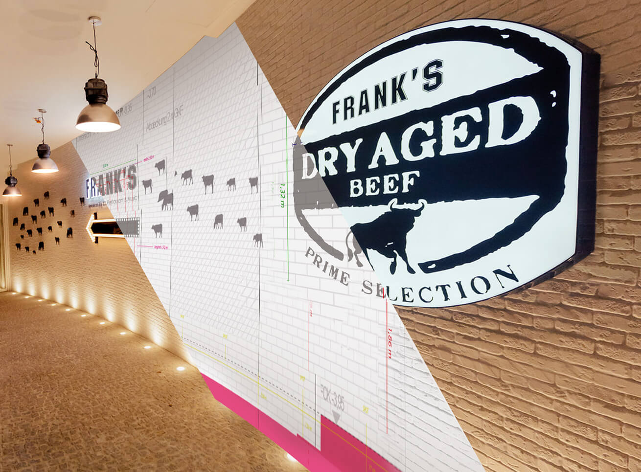 Franks Storebranding Grafikdesign