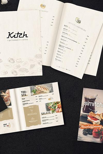 Diverse Projekte für Gastro-Unternehmen
