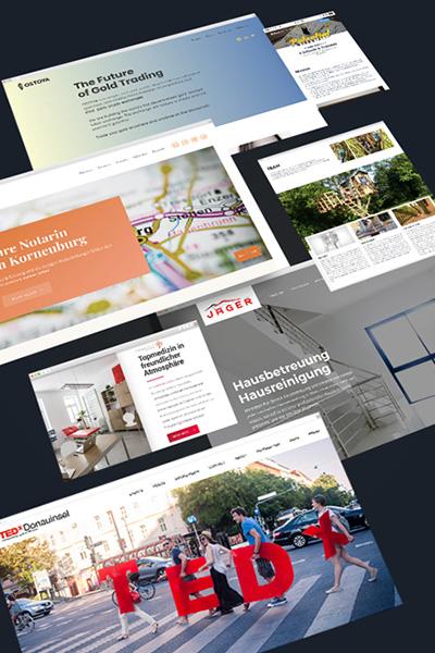Diverse Webprojekte