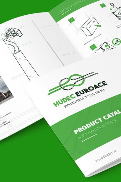 Hudec Euroace Evacuation Tools