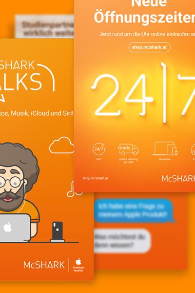 McShark Apple Premium Reseller